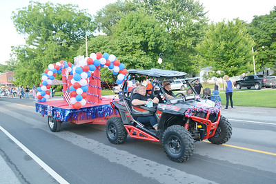 Prairie du Rocher - Rendezvous and Parade